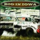 Big In Iowa - Bangin N Knockin CD Cover Art
