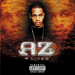 AZ - 9 Lives CD Cover Art