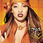 Toya - Toya CD Cover Art