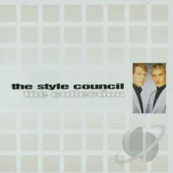 Style Council - Style Council Collection CD Cover Art