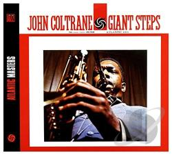 Coltrane, John - Giant Steps CD Cover Art