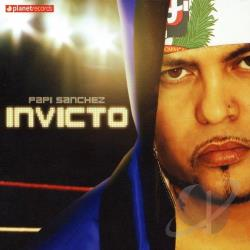Sanchez, Papi - Invicto CD Cover Art