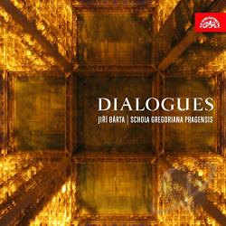 Gregoriana Pragensis - Dialogues CD Cover Art