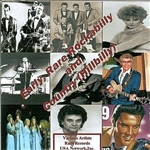 Various Artists - Early, Rare Rockabilly And Country (Hillbilly) DB Cover Art
