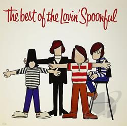 Lovin' Spoonful - Best of the Lovin' Spoonful LP Cover Art