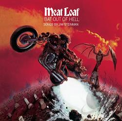 Meat Loaf - Bat Out of Hell CD Cover Art
