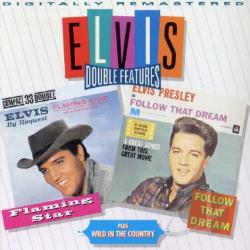 Presley, Elvis - Flaming Star / Wild In The Country / Follow That Dream CD Cover Art