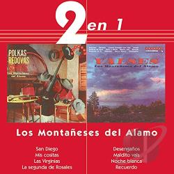 Los Montaneses Del Alamo - 2 En 1 CD Cover Art