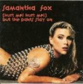 Fox, Samantha - Hurt Me, Hurt Me CD Cover Art