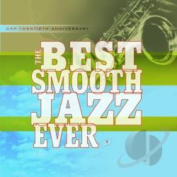 Best Smooth Jazz Ever CD Cover Art