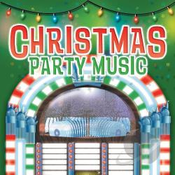 Christmas Party Music CD Cover Art