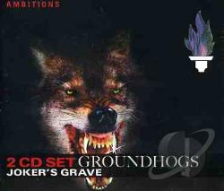 Groundhogs - Joker's Grave CD Cover Art