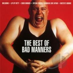 Bad Manners - Best Of Bad Manners CD Cover Art