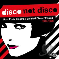 Disco Not Disco 3 CD Cover Art