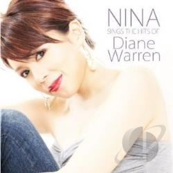 Nina - Sings The Hits Of Diane Warren CD Cover Art
