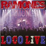 Ramones - Loco Live DB Cover Art