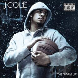 J. Cole - Warm Up CD Cover Art
