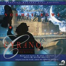 Rowe, Normie - Cyrano CD Cover Art