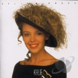 Minogue, Kylie - Kylie CD Cover Art