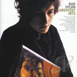 Dylan, Bob - Greatest Hits CD Cover Art