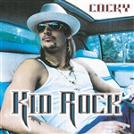 Kid Rock - Cocky CD Cover Art
