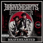 Bravehearts - Bravehearted CD Cover Art