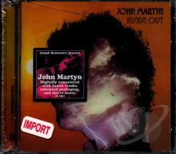 Martyn, John - Inside Out CD Cover Art