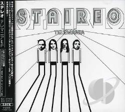 Staireo - Telemania EP CD Cover Art