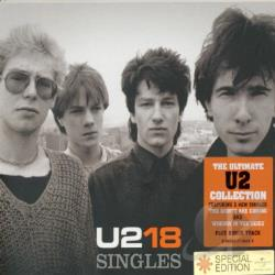 U2 - U218 Singles CD Cover Art