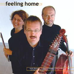 Pmeier, Armin - Feeling Home CD Cover Art