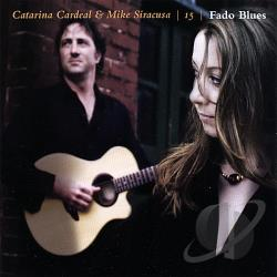 Cardeal, Catarina - Fado Blues CD Cover Art