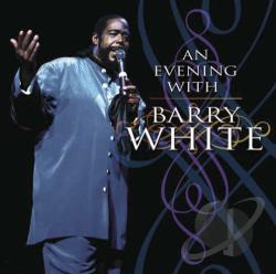 White, Barry - An Evening With Barry White CD Cover Art
