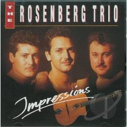 Rosenberg Trio - Impressions CD Cover Art