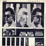 Paul Bley Quintet - Barrage CD Cover Art