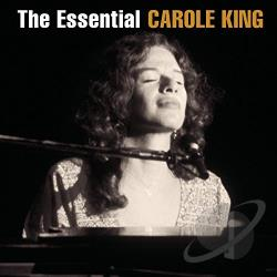 King, Carole - Essential Carole King CD Cover Art