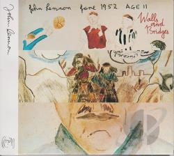 Lennon, John - Walls and Bridges CD Cover Art