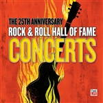 25th Anniversary Rock & Roll Hall Of Fame Concerts DB Cover Art