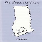 MOUNTAIN GOATS - GHANA CD Cover Art