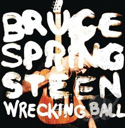 Springsteen, Bruce - Wrecking Ball LP Cover Art