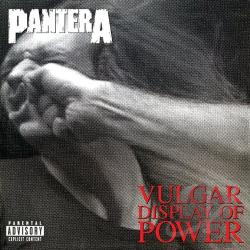 Pantera - Vulgar Display of Power CD Cover Art