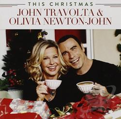 Newton-John, Olivia / Travolta, John - This Christmas CD Cover Art