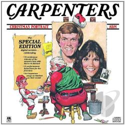 Carpenters - Christmas Portrait CD Cover Art