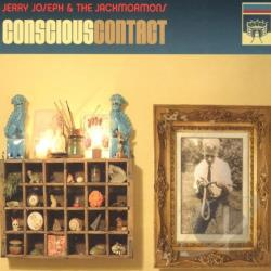 Joseph, Jerry - Conscious Contact CD Cover Art