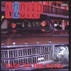 N2DEEP - Back to the Hotel CD Cover Art