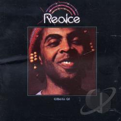 Gil, Gilberto - Realce CD Cover Art