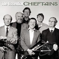 Chieftains - Essential Chieftains CD Cover Art