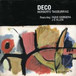 Tamburrino, Norberto - Deco CD Cover Art