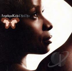 Kidjo, Angelique - Djin Djin CD Cover Art