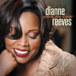 Reeves, Dianne - When You Know CD Cover Art