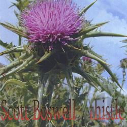 Boswell, Scott - Thistle CD Cover Art